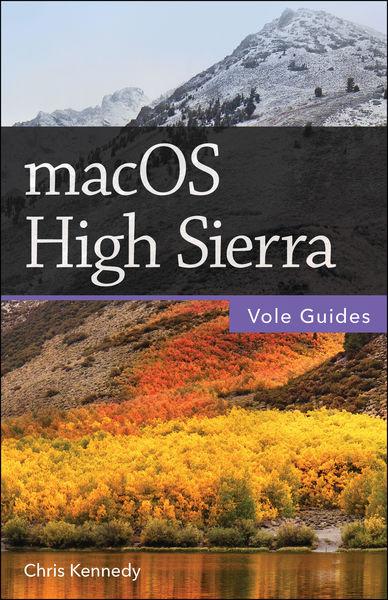 macOS High Sierra (Vole Guides)
