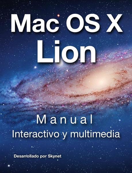 Manual Interactivo Mac OS X