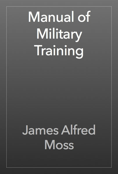 Manual of Military Training