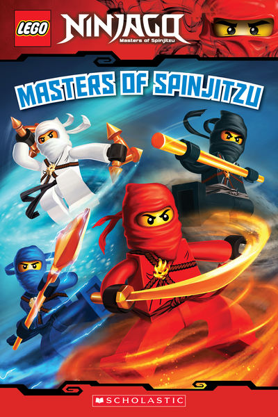 Masters of Spinjitzu (LEGO Ninjago)