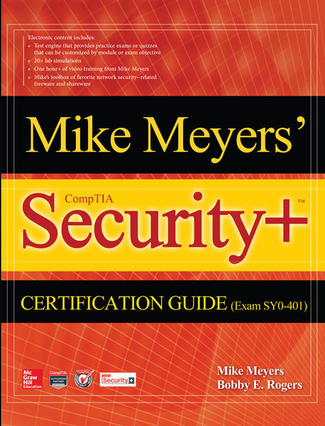 Mike Meyers' CompTIA Security+ Certification Guide...