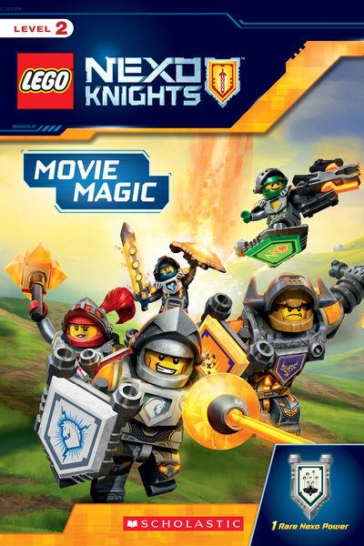 Movie Magic (LEGO NEXO Knights: Reader)