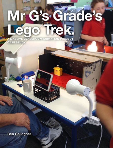 Mr G's Grade's Lego Trek.