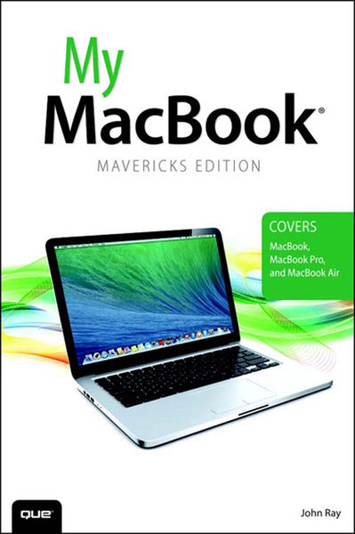 My MacBook (covers OS X Mavericks on MacBook,  Mac...