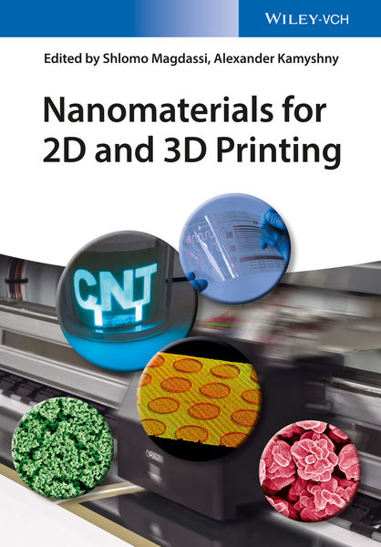 Nanomaterials for 2D and 3D Printing