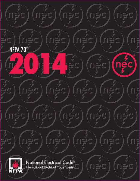 NFPA 70®, National Electrical Code® (NEC®), 2014 E...