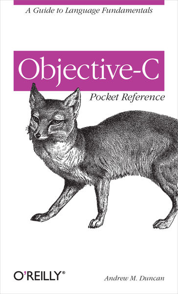 Objective-C Pocket Reference