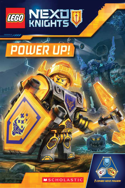 Power Up! (LEGO NEXO KNIGHTS: Reader)