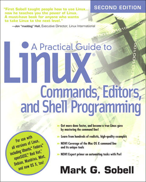 Practical Guide to Linux Commands, Editors, and Sh...
