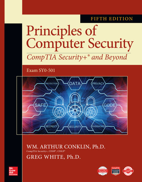 Principles of Computer Security: CompTIA Security+...