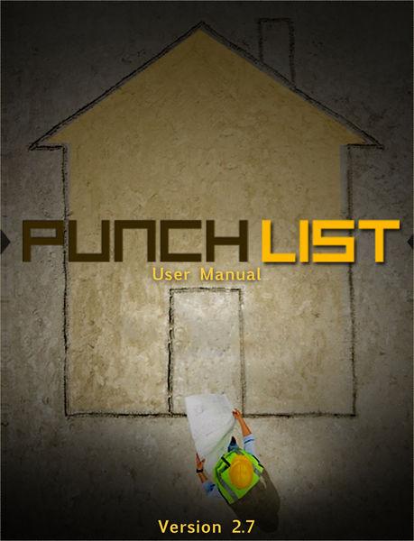 PunchList User Manual