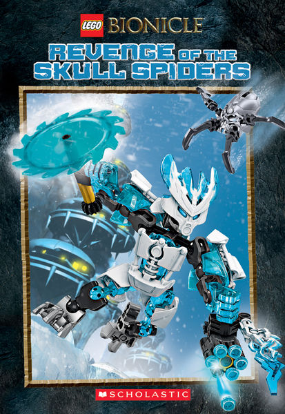 Revenge of the Skull Spiders (LEGO Bionicle: Chapt...