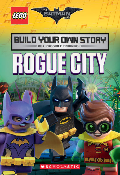 Rogue City (The LEGO Batman Movie: Build Your Own ...