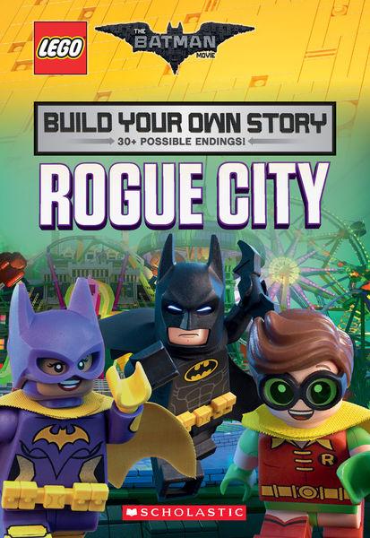 Rogue City (The LEGO Batman Movie: Build Your Own ...