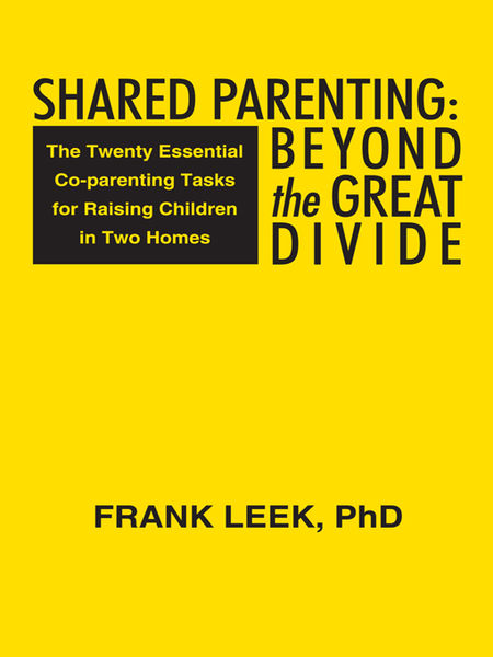 Shared Parenting: Beyond The Great Divide