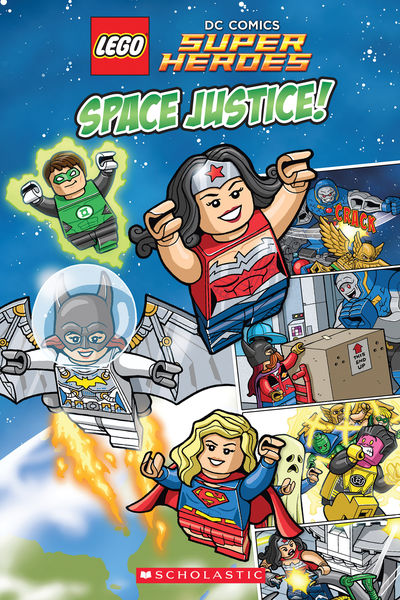 Space Justice! (LEGO DC Super Heroes)