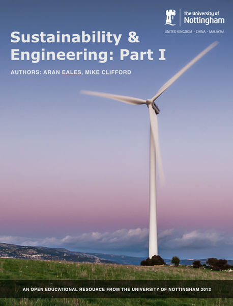 Sustainability & Engineering Part I