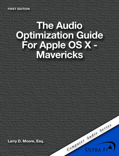 The Audio Optimization Guide For Apple OS X - Mave...