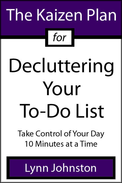 The Kaizen Plan for Decluttering Your To-Do List: ...