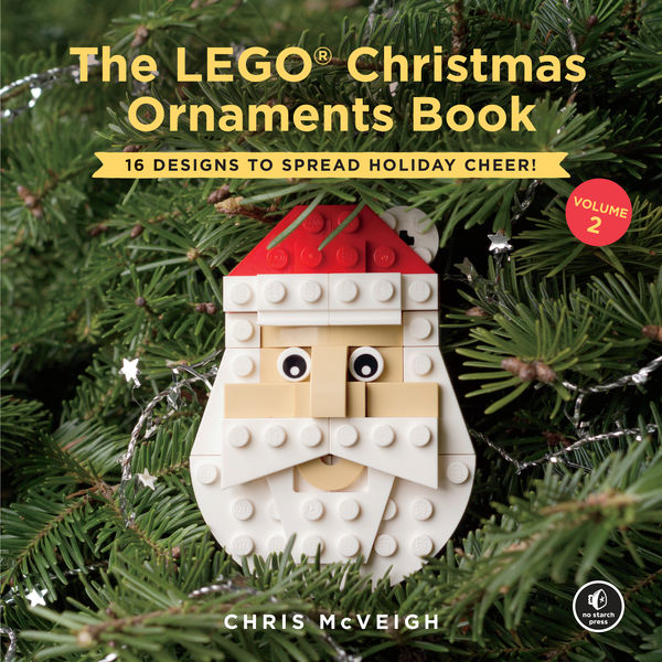 The LEGO Christmas Ornaments Book, Volume 2
