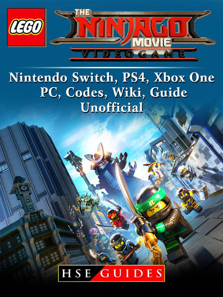 The Lego Ninjago Movie Video Game, Nintendo Switch...