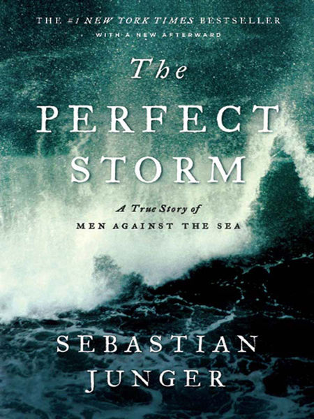 The Perfect Storm: A True Story of Men Against the...