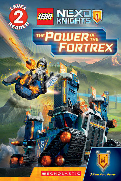 The Power of the Fortrex (Scholastic Reader, Level...