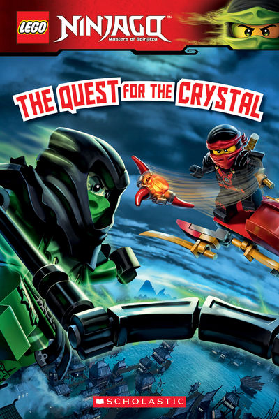 The Quest for the Crystal (LEGO Ninjago)