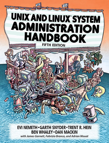 UNIX and Linux System Administration Handbook, 5/e