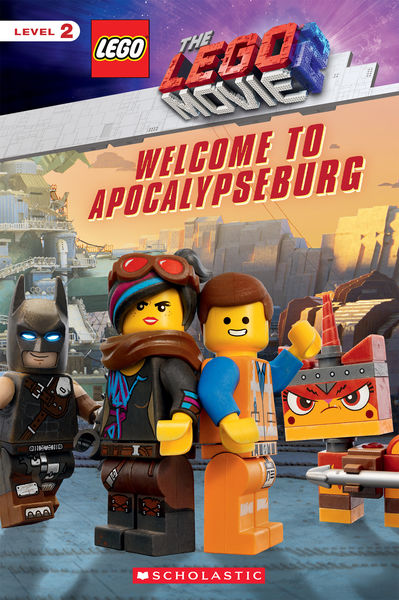 Welcome to Apocalypseburg (The LEGO Movie 2: Reade...