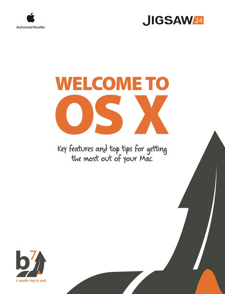 Welcome to OS X