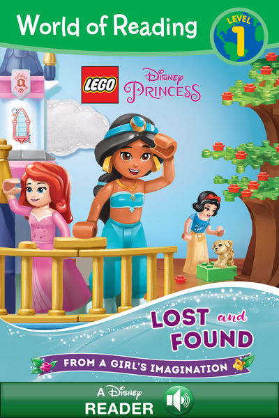 World of Reading: LEGO Disney Princess: Lost and F...