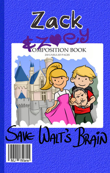 Zack & Zoey Save Walt's Brain -or- Tinker Bell's T...