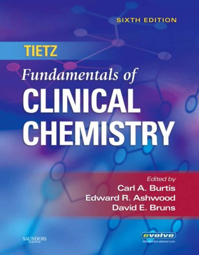 Tietz Fundamentals of Clinical Chemistry (Fundamentals of Clinical Chemistry (Tietz))