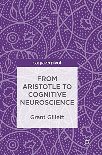 From Aristotle to Cognitive Neuroscience