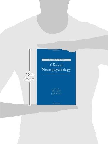 Casebook of Clinical Neuropsychology
