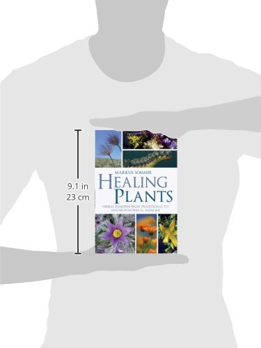Healing Plants: Herbal Remedies from Traditional to Anthroposophical Medicine