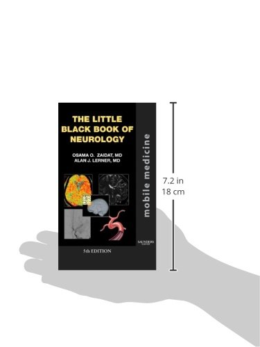 The Little Black Book of Neurology: Mobile Medicine Series