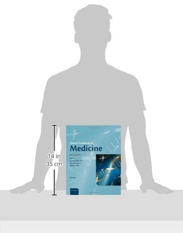 Oxford Textbook of Medicine (Warrell, Oxford Textbook of Medicine)(3-Volume Set)