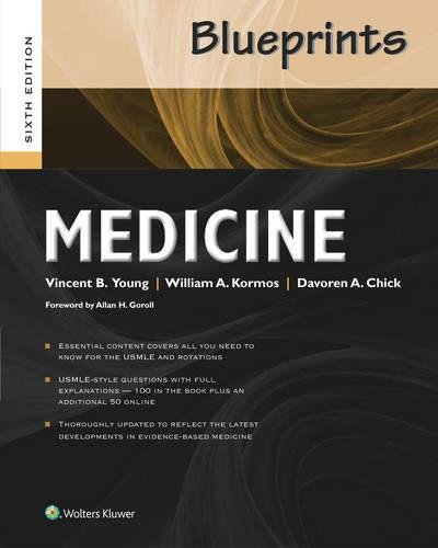 Blueprints Medicine (Blueprints Series)