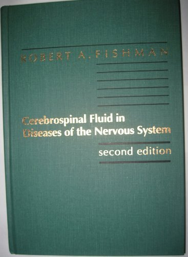 Cerebrospinal Fluid in Diseases of the Nervous System