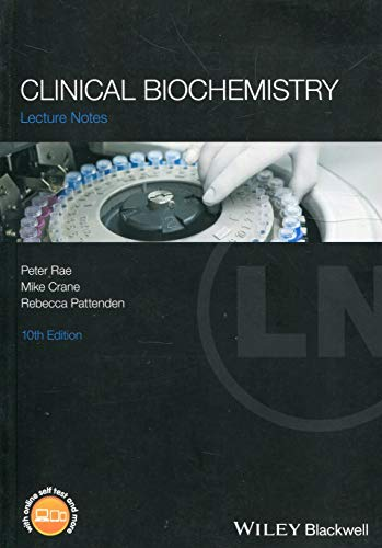 Clinical Biochemistry (Lecture Notes)