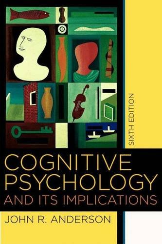 Cognitive Psychology and its Implications, Sixth Edition