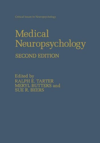 Medical Neuropsychology: Second Edition (Critical Issues in Neuropsychology)