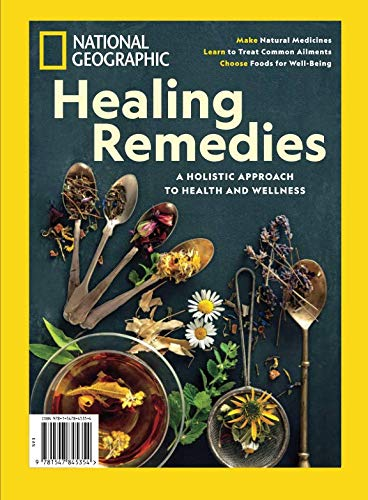 National Geographic Healing Remedies