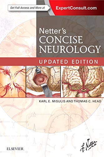 Netter's Concise Neurology Updated Edition (Netter Clinical Science)
