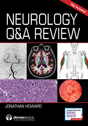Neurology Q&A Review (Book + Free App)