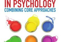 Qualitative Research Methods in Psychology: From core to combined approaches