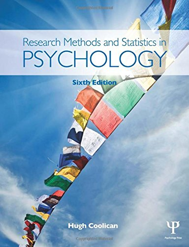 Research Methods and Statistics in Psychology (Volume 1)