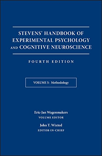 Stevens' Handbook of Experimental Psychology and Cognitive Neuroscience, Methodology (Volume 5)